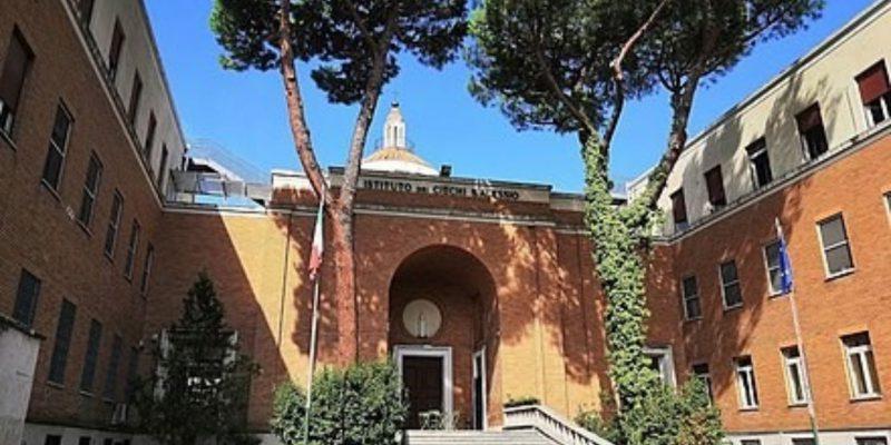 Immagine che mostra l'edificio del Centro S. Alessio